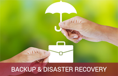 Backup & Disaster Recovery 3