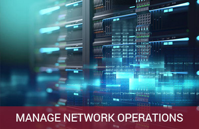 Manage Network Operations